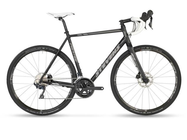 Stevens Prestige Cyclocrossrad - 50 velvet black