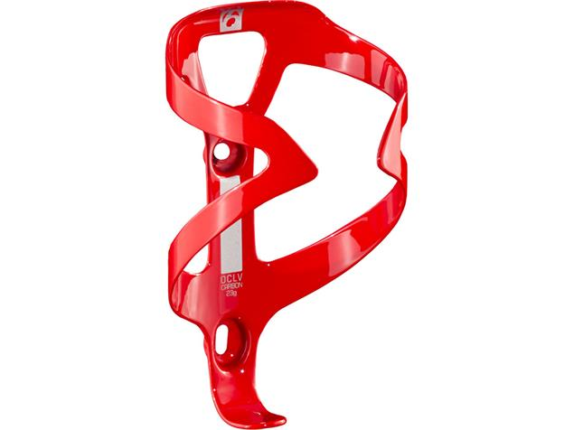 Bontrager Pro Bottle Cage Flaschenhalter - viper red