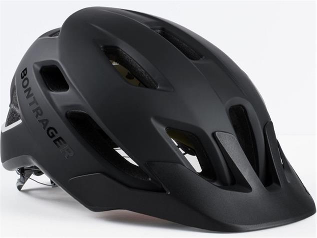 Bontrager Quantum MIPS 2018 Helm - XL black