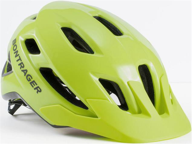 Bontrager Quantum MIPS 2018 Helm - S visibility yellow