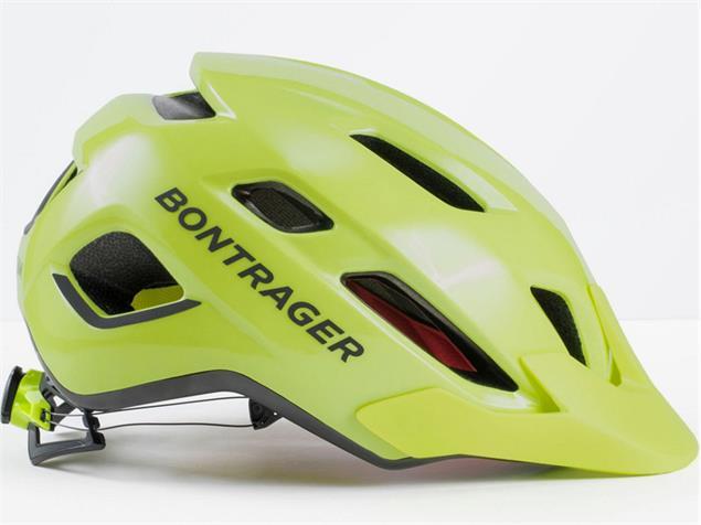 Bontrager Quantum MIPS 2018 Helm - L visibility yellow
