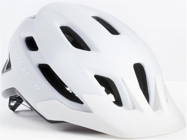 Bontrager Quantum MIPS 2018 Helm - S white
