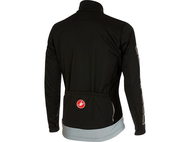 Castelli Raddoppia Jacket Jacke - XXL black