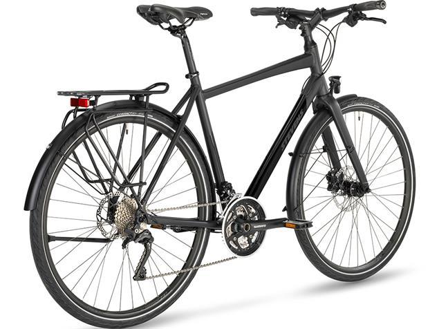 Stevens Randonneur Disc Gent Trekkingrad - 61 stealth black
