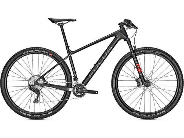 Focus Raven 8.7 Mountainbike - 54/XL black