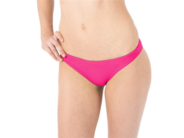 Arena Real Brief Schwimmbikini Hose Rule Breaker - L fresia rose/yellow star
