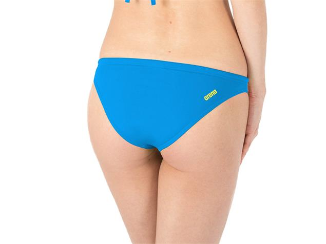 Arena Real Brief Schwimmbikini Hose Rule Breaker - XS pix blue/yellow star
