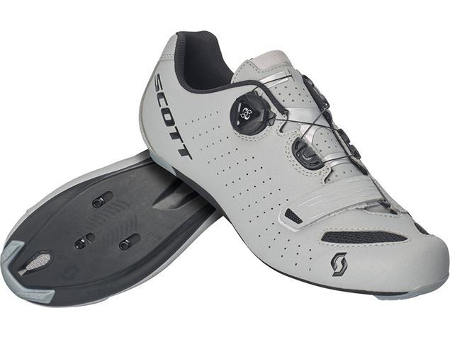 Scott Road Comp Boa Reflective Rennrad Schuh - 44 reflective black