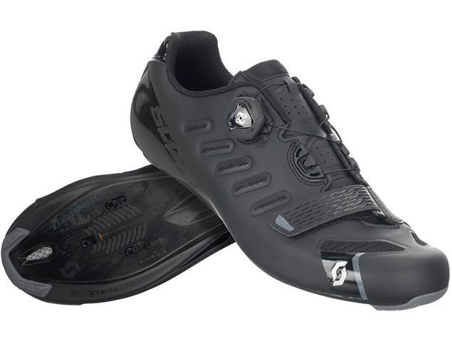 Scott Road Team Boa Rennrad Schuh - 48 matt black/gloss black