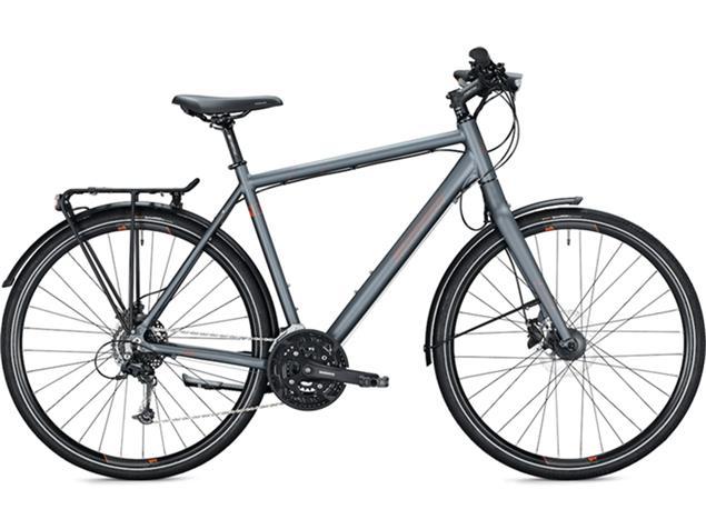 Morrison S 5.0 Herren Trekkingrad - 56 grey