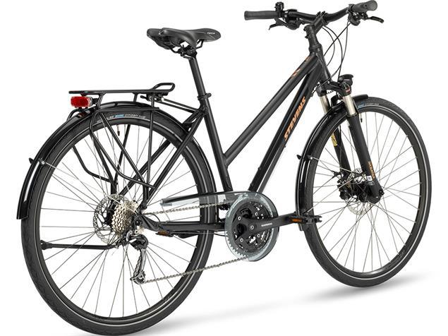 Stevens Savoie Lady Trekkingrad - 54 stealth black