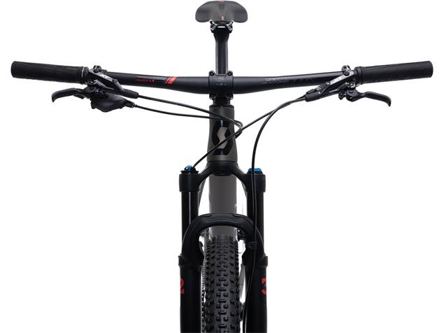 Scott Scale 910 Mountainbike - XL meteor grey/black/red