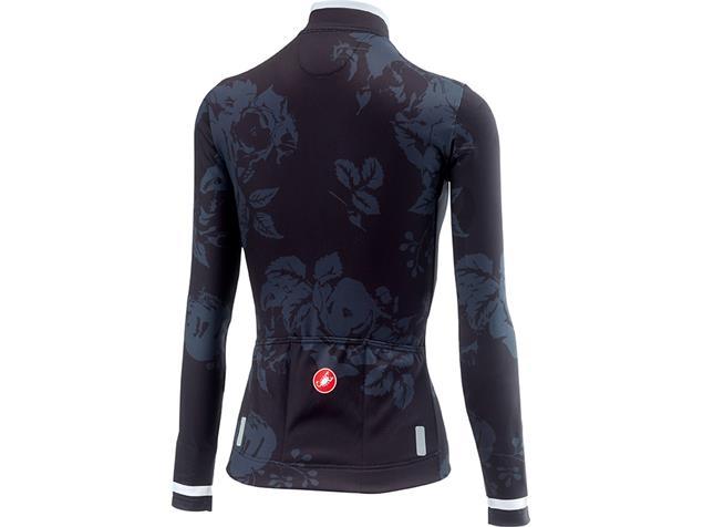 Castelli Scambio Jersey Damen Trikot - L light black
