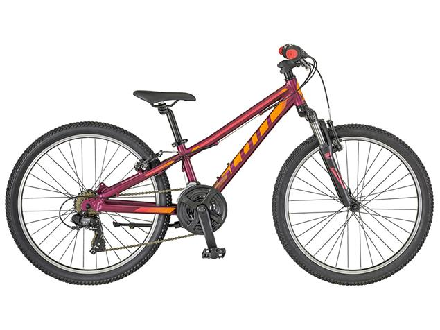 "Scott Contessa JR 24 Mountainbike - 24"" purple/orange/pink"