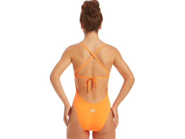 Amanzi Sherbet Ladies Badeanzug Tie Back - 38 (12)