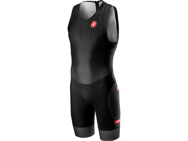 Castelli Short Distance Suit Einteiler - L black