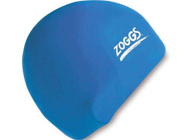 Zoggs Silikon Plain Badekappe - royal