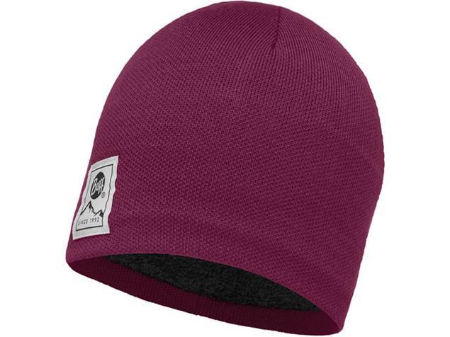 Buff Solid Mütze - amaranth purple