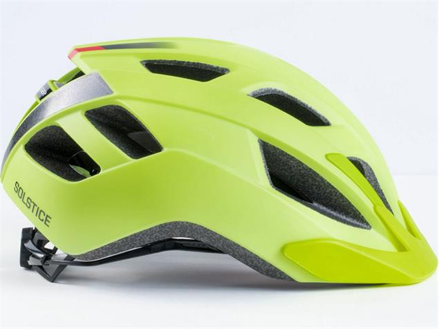 Bontrager Solstice MIPS 2019 Helm - S/M visibility yellow