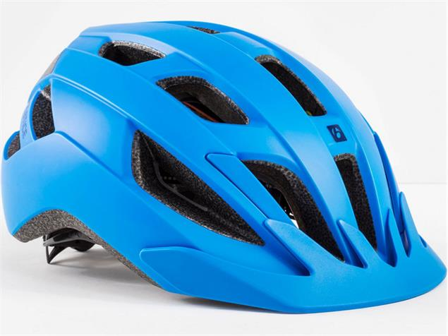Bontrager Solstice MIPS 2019 Helm - M/L waterloo blue/deep dark blue
