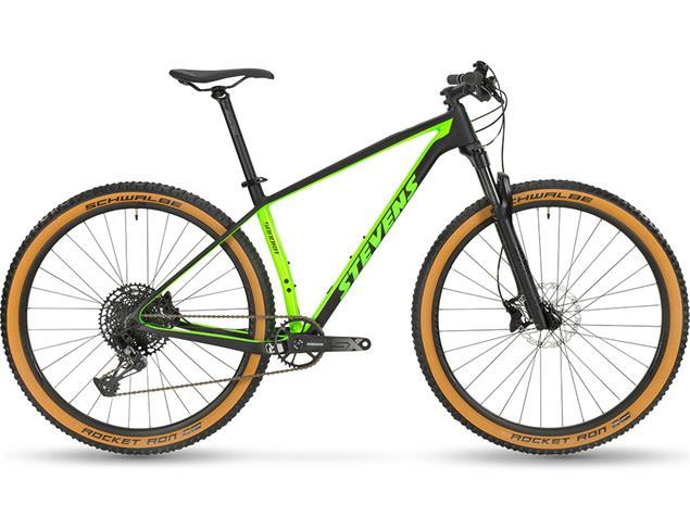 "Stevens Sonora 29"" Mountainbike - 18"" carbon/venom green"