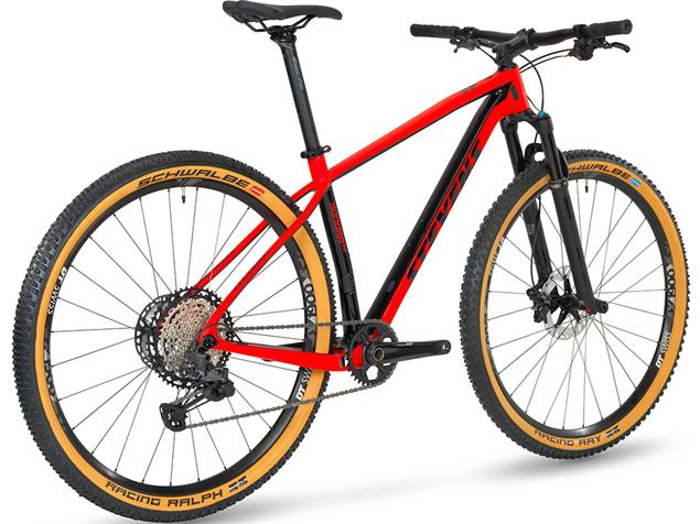 "Stevens Sonora ES 29"" Mountainbike - 18"" fire red"
