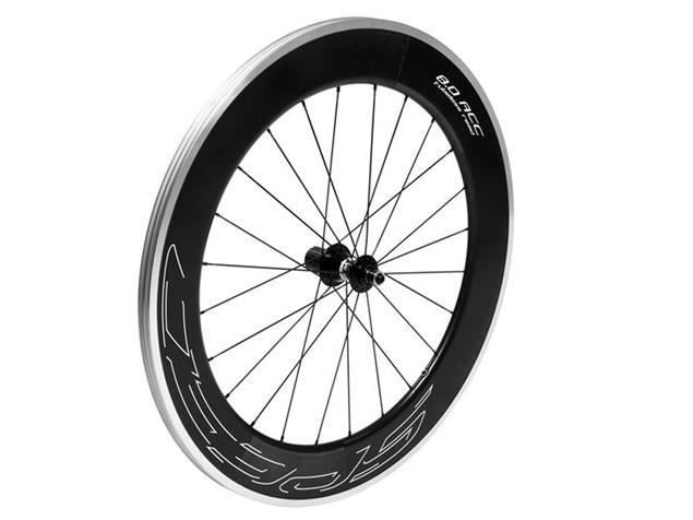 Veltec Speed 8.0 ACC TR Hinterrad - Shimano/SRAM Drahtreifen