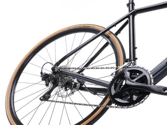 Scott Speedster 10 Disc Rennrad - 56/L black/gold