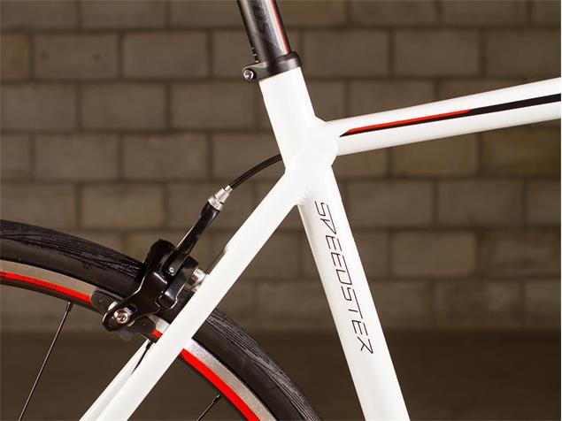 Scott Speedster 40 Rennrad - 49/XS white/black/red