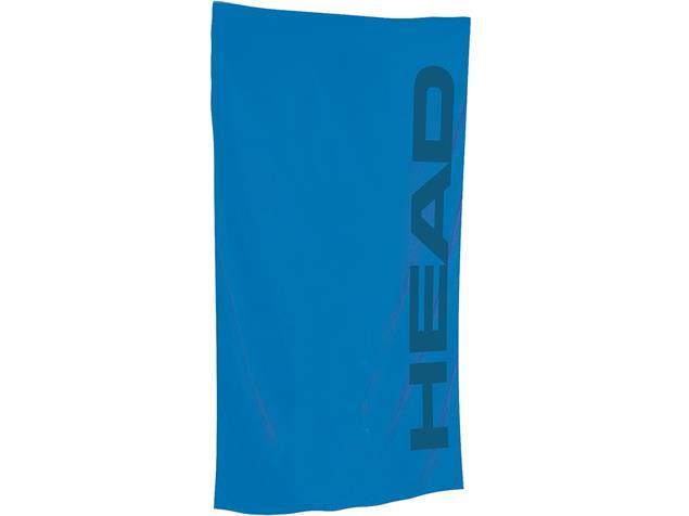 Head Sport Microfiber Towel Microfaser Handtuch 150 x 75 cm - light blue