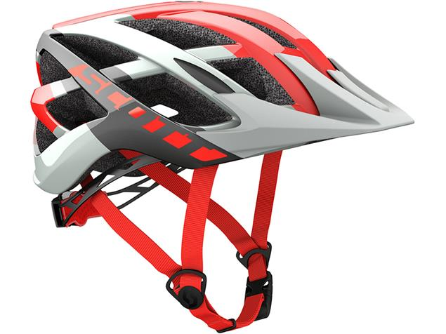 Scott Spunto 2018 Helm - Onesize red RC