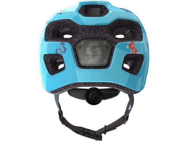 Scott Spunto Kid 2020 Helm - Onesize light blue