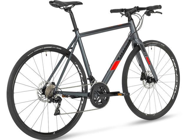 Stevens Strada 800 Fitnessbike - 61 foggy grey