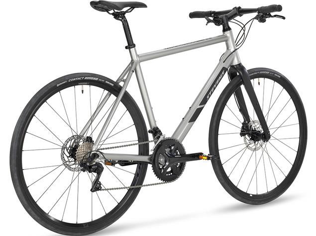 Stevens Strada 800 Fitnessbike - 58 frozen silver