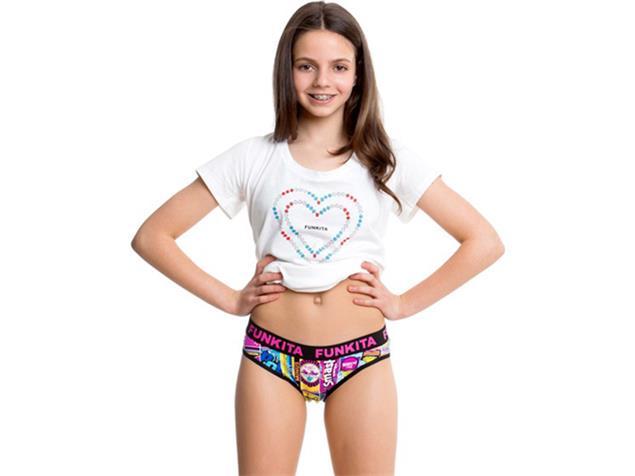 Funkita Sugar Smash Girls Underwear Brief - 164 (12)
