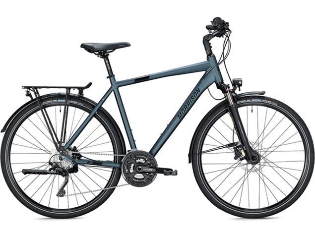 Morrison T 7.0 Herren Trekkingrad - 50 dark blue/black