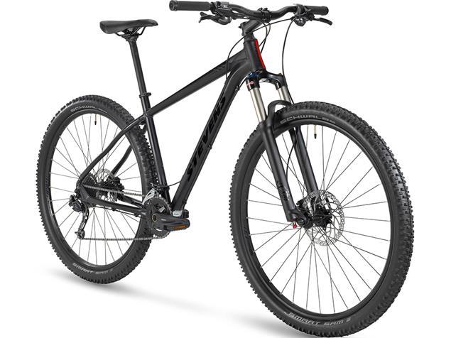 "Stevens Taniwha 29"" Mountainbike - 24"" stealth black"