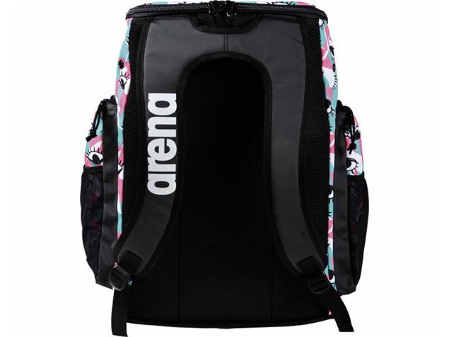 Arena Team 45 Allover Backpack Rucksack 35x50x25 cm (45L) - eyes