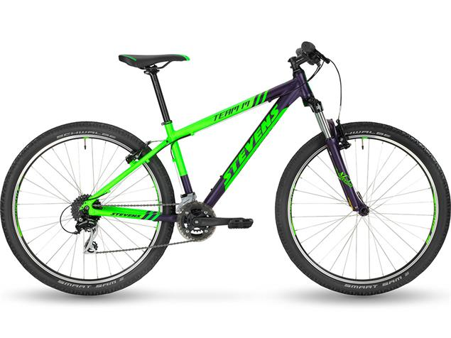 "Stevens Team M 27.5"" Mountainbike - 16"" venom green"