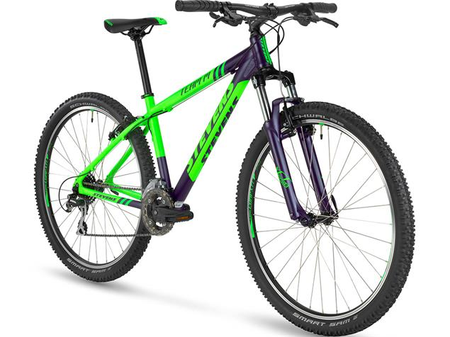 "Stevens Team M 27.5"" Mountainbike - 14"" venom green"