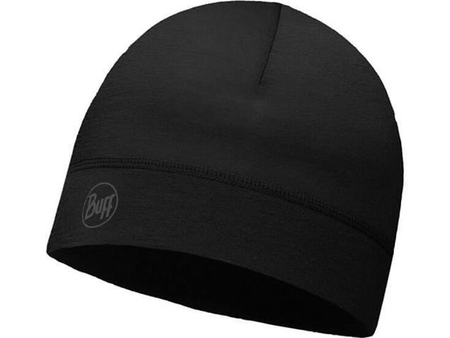 Buff Thermonet Mütze - solid black