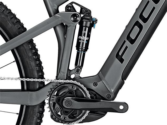 Focus Thron² 6.8 MTB Elektrorad - 50/XL slate grey