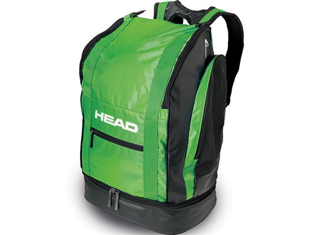 Head Tour Backpack Rucksack 40 L - black/lime