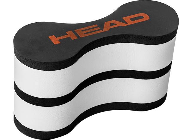 Head Training Pull Buoy Pullbuoy - black
