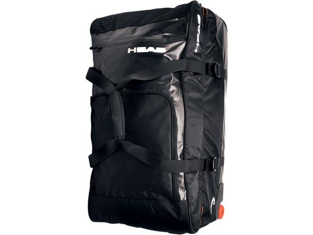 Head Travel Bag Reisetasche black 77x43x36 cm