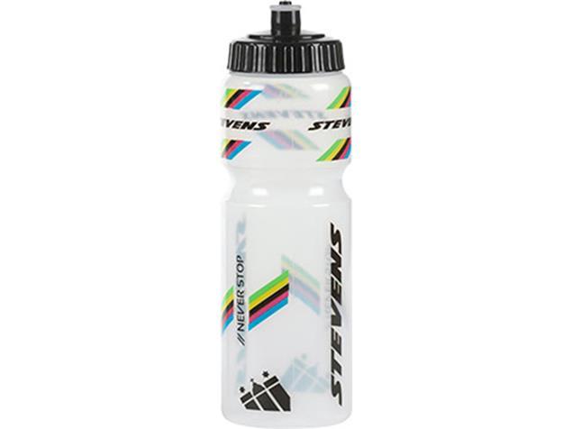 Stevens Trinkflasche 750 ml - transparent/wm