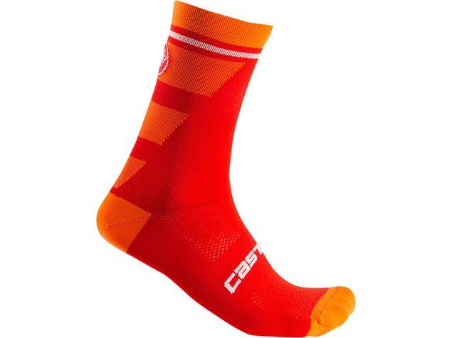 Castelli Trofeo 15 Socken - XXL red