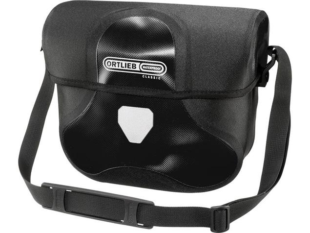 Ortlieb Ultimate Six Classic 7 L Lenkertasche - black