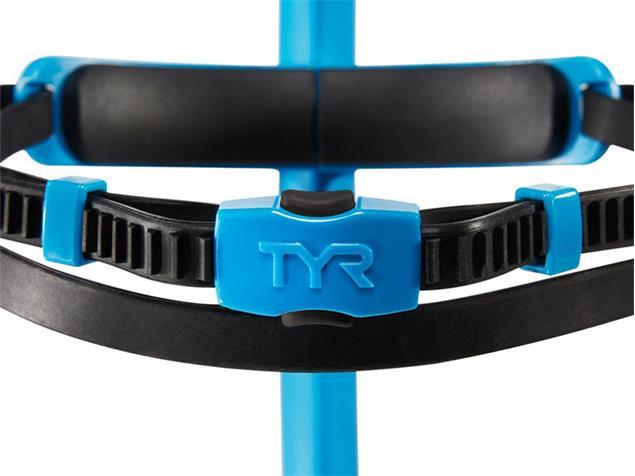 TYR Ultralite Snorkel Junior Front-Schnorchel - blue