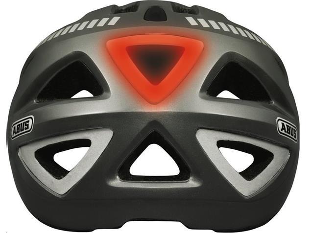 Abus Urban-I 2.0 Signal Helm - L signal grey